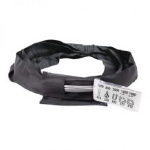 Black Softsteel 1 Ton WLL, Working Length 1.5m